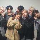 Jung Eun Ji de Apink muestra amor por los compañeros de agencia, VICTON, mientras concluyen las últimas actividades de regreso