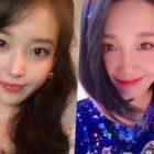 IU hace sonreír a Jung Eun Ji de Apink dejando comentarios de fan durante su transmisión en vivo
