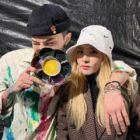 Sandara Park felicita a G-Dragon de BIGBANG por su exitosa colaboración con Nike