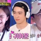 """Jinyoung de GOT7 hace de cupido en """"Running Man"""""""