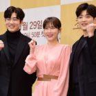 """Yoon Kye Sang, Ha Ji Won y Jang Seung Jo hablan sobre prepararse para """"Chocolate"""" por qué es un drama que debemos mirar"""