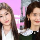 Chaeryeong de ITZY habla emocionada sobre encontrarse con YoonA de Girls' Generation por primera vez
