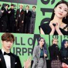 Todos los looks de la alfombra roja de los Melon Music Awards 2019