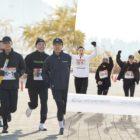 Park Bo Gum, Sean, Sung Hoon y más, participan en la carrera de relevos para ALS