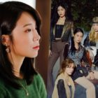 "Jung Eun Ji de Apink admite que lloró mientras veía a AOA en ""Queendom"""