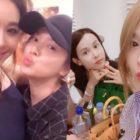 Ock Joo Hyun agradece a Song Hye Kyo y Jo Yeo Jeong por su amistad en linda publicación
