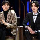 """Gong Yoo y Lee Dong Wook hablan sobre su amistad, la filmación de """"Goblin"""" y más en el estreno del programa de entrevistas de Lee Dong Wook"""