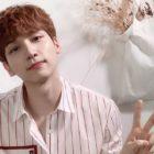 Hyuk de VIXX anuncia su primer mini álbum en solitario