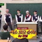 Todo se vuelve divertido mientras Chanyeol y Suho clasifican las apariencias de EXO