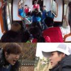"""AOA lucha por sobrevivir en adelanto para el episodio de """"Running Man"""" con temática """"Train To Busan"""""""