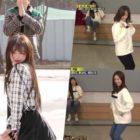 """YooA de Oh My Girl se enfrenta a Jun So Min y Kang Han Na en divertidas batallas de baile en """"Running Man"""""""