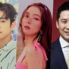 Jinyoung de GOT7, Irene de Red Velvet y Shin Dong Yup confirmaron ser anfitriones para el 2019 KBS Song Festival