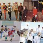 SuperM, EXO, BTS, NCT 127, TXT y más ocupan altos puestos en el chart de álbumes mundiales de Billboard