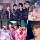 EXO, IU, BTS, Kang Daniel y más llegan a lo más alto de las listas mensuales de Gaon + Listas semanales
