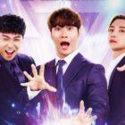 """""""I Can See Your Voice"""" anuncia la fecha de estreno de la temporada 7 + El regreso de Kim Jong Kook, Leeteuk de Super Junior y Yoo Se Yoon como MCs"""