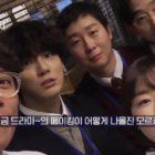 """Yoon Shi Yoon bromea al decir que el elenco de """"Psychopath Diary"""" no sigue el guión en un divertido video detrás de escena"""