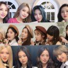 Se revela el ranking de reputación de marca de grupos de chicas del mes de diciembre