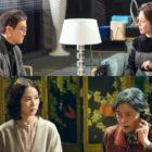"""Oh Na Ra y Jung Woong tienen una guerra de valor + Gil Hae Yeon se convierte en la mentora de Jo Yeo Jeong en """"Woman of 9.9 Billion"""""""