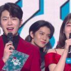 """IU obtiene cuarta victoria para """"Blueming"""" en """"Music Bank"""" – Presentaciones de Super Junior, MAMAMOO, GFRIEND y más"""