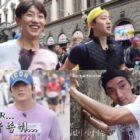 """El elenco de """"RUN"""" de tvN pone a prueba sus límites mientras corren un maratón en una nueva preview"""