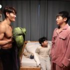 Kim Jong Kook hace realidad los deseos del hijo de Yoo Se Yoon mostrando sus músculos + convirtiéndose en Hulk