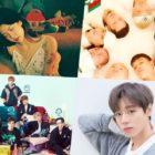 "Baek Yerin, Stray Kids, Park Ji Hoon y ""I'MMA DO"" encabezan las listas semanales de Gaon"