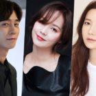 """[Actualizado] Shin Sung Rok está en conversaciones junto con Eugene y Lee Ji Ah para nuevo drama de los creadores de """"The Last Empress"""""""