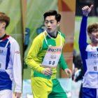 Ídolos masculinos amantes del fútbol que probablemente estén mostrando sus habilidades en el ejército