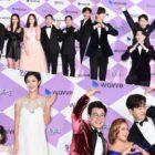 Estrellas pasean por la alfombra roja de los 2019 SBS Entertainment Awards