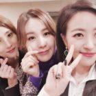 Las integrantes de Baby V.O.X se reúnen al ser las primeras invitadas del nuevo programa de tvN conducido por Jung Eun Ji, Lee Soo Geun y más