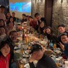 """Gong Hyo Jin comparte adorables fotos de la reunión con el equipo de """"When The Camellia Blooms"""""""