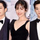 Estrellas brillan en la alfombra roja de los 2019 MBC Drama Awards
