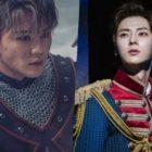 Kim Junsu de JYJ y Minhyun de NU'EST ganan los 2019 Stagetalk Audience Choice Awards