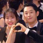 Han Ji Min hace reír a Jung Hae In con su respuesta cuando se le pregunta cómo se siente a su alrededor
