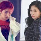 [Último minuto] Se confirma que Kim Heechul de Super Junior y Momo de TWICE están saliendo