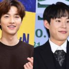 "Song Joong Ki anima a su coprotagonista de ""Arthdal Chronicles"", Kim Sung Cheol, en su musical"