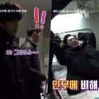 "Yoon Shi Yoon se aprovecha al máximo de un atado Park Sung Hoon en el detrás de cámaras de ""Psychopath Diary"""