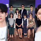 """Jinyoung de GOT7 estaba tan entusiasmado con su cosplay de """"Parasite"""" en los """"Golden Disc Awards"""", que incluso involucró a la protagonista Park So Dam"""