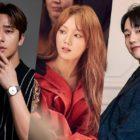 12 actores y actrices coreanas que eran preciosos de bebés