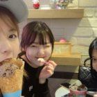 Hayoung de Apink, Yeri de GFRIEND y Joy de Red Velvet cantan canciones en batalla de karaoke con apuesta de helado