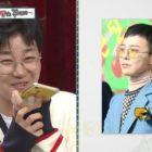 DinDin se convierte en un fan tímido durante una llamada telefónica sorpresa con G-Dragon de BIGBANG