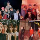 SuperM, BTS, Red Velvet, EXO, y más consiguen puestos en lo más alto de la lista de álbumes mundiales de Billboard