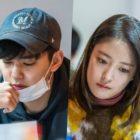 """Yoo Seung Ho, Lee Se Young y más asisten a la lectura de guión del nuevo drama de misterio de tvN, """"Memorist"""""""