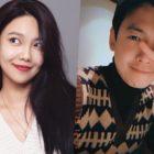La pareja de mucho tiempo Sooyoung y Jung Kyung Ho bromean sobre sus elecciones de filtros en Instagram