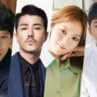 Kang Dong Won, Cha Seung Won, Lee Sung Kyung, Son Ho Jun revelan que han renovado sus contratos con YG