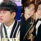 Lee Yi Kyung comparte historia de su amistad con Jin de BTS