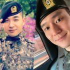 Taeyang de BIGBANG celebra la baja del ejército de Go Kyung Pyo