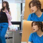 """Jo Bo Ah interpreta su primer papel como doctora en """"Forest"""""""