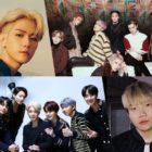 Baekhyun de EXO, ATEEZ, BTS y Changmo encabezan las listas semanales de Gaon