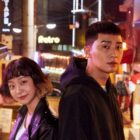 """Park Seo Joon y Kim Da Mi están listos para enfrentarse al mundo en el póster principal de """"Itaewon Class"""""""